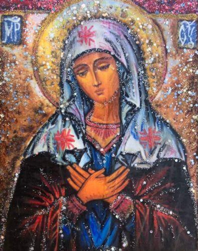ያለ ኃጢአት የተፀነሰች ማርያም (Immaculate Conception)