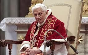[UR3] የቤኔዲክት ፲፮  አወጣጥ አሁንም ክፍት ነው (1) The withdrawal of Ratzinger is still open